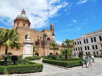 Sicílie křížem krážem: Palermo