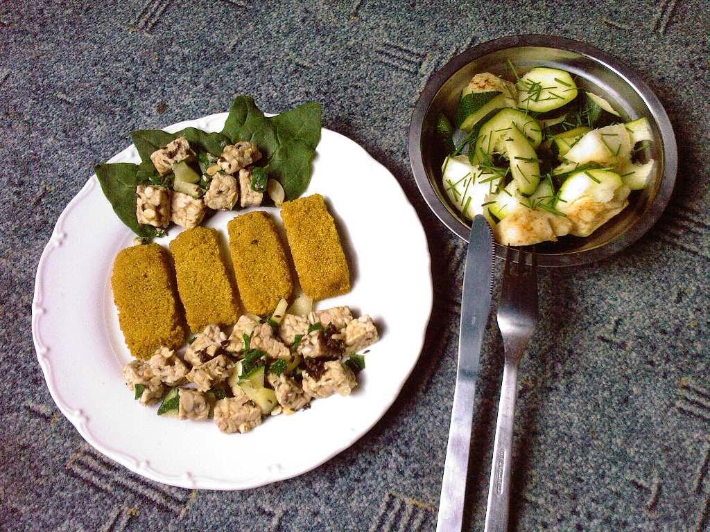 Jídelníčky - obědová + večeřová inspirace obrazem I.