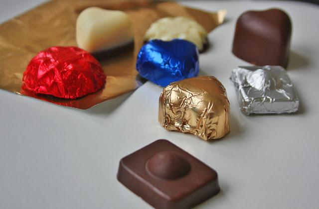 Domácí ledové čokoládky
